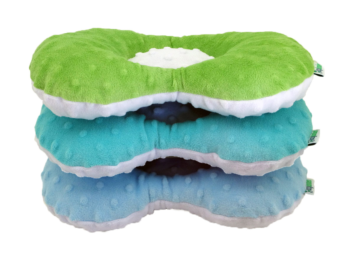 Velour Baby Support Pillows