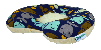 fashionable flat head pillow