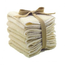 Organic Washcloths - 5 Pack