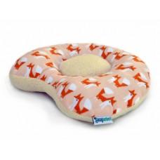 Foxes - peach (Organic)
